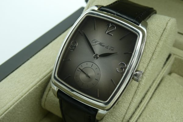 H Moser & Cie Henry Double Hairspring
