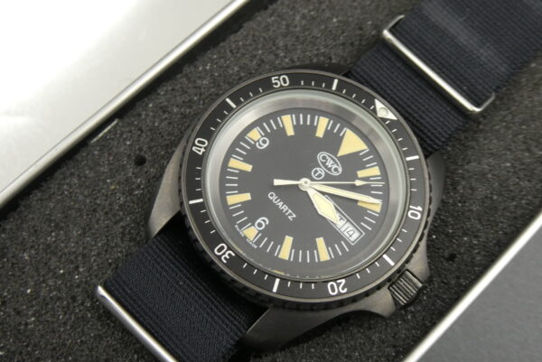 CWC SBS Navy divers military PVD 0555/6645-99 7995443
