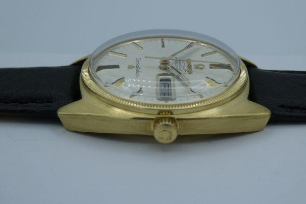 Vintage Omega Constellation 18k Gold 168.029