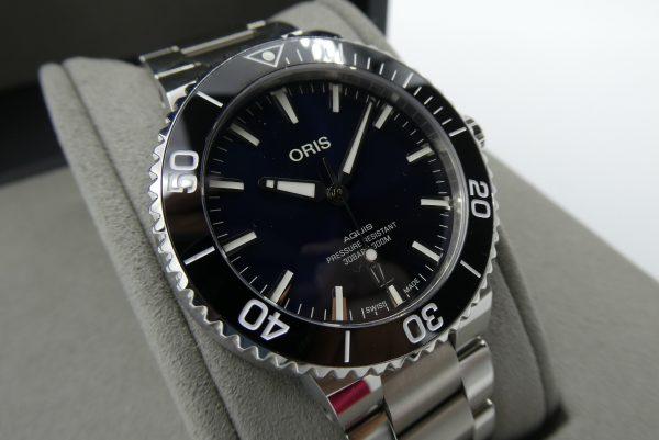 Oris Aquis 7766 automatic