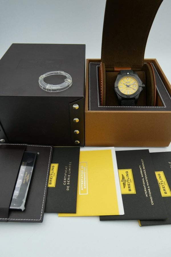Used Breitling M17331