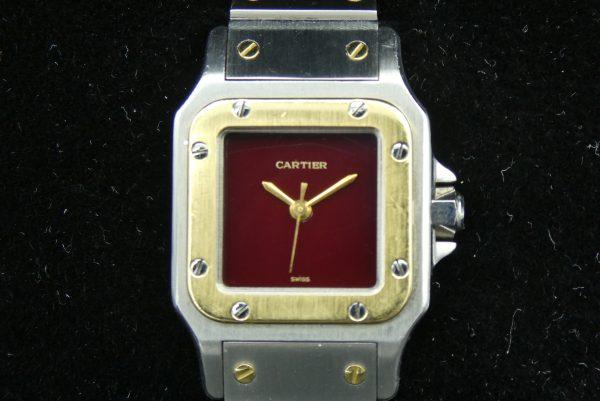 Cartier-Santos-ladies-watch