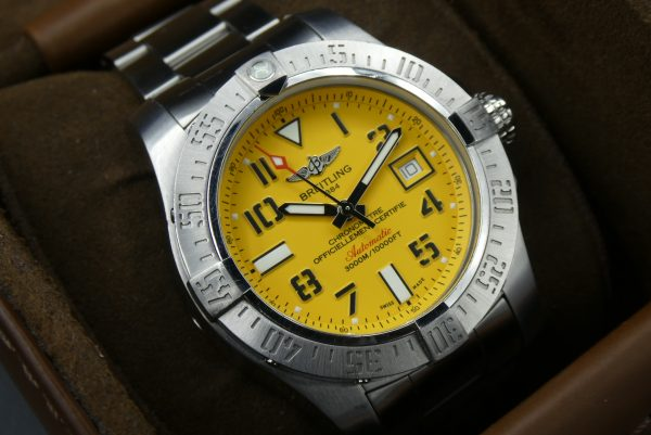 Sell-used-Breitling-Seawolf-A173311