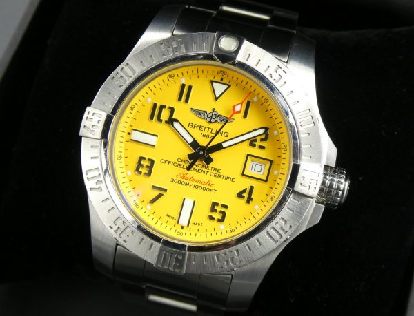 Sell-used-Breitling-Seawolf-A173311-near-me